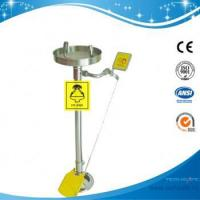 Buy cheap SH711BSF-Foot pedal Eye wash station,SS304 ANSI from wholesalers