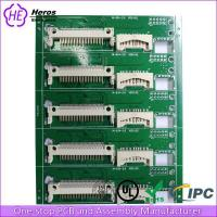 Buy cheap fast turnkey circuit board assembly for multifunctional card reader from wholesalers