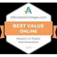 Buy cheap 50 Affordable MPAOnline in Public Administration Programs from wholesalers