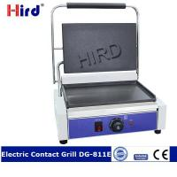 Buy cheap Griddle grill panini press and Electric panini grill for Sta from wholesalers