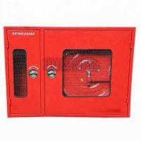 Buy cheap Manufacturer Supplier Fire Hose Reel With Cabinet from wholesalers