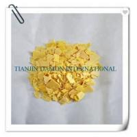 Buy cheap 10 PPM Sodium Sulphide Yellow Flakes from wholesalers