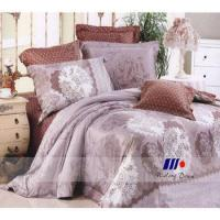 Buy cheap 4/6/8 Pcs OEM Bedding Set 100% Cotton printed Duvet Cover Set from wholesalers