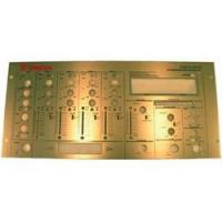 Buy cheap Faceplates Vestax PMC400 Replacement Face plate product
