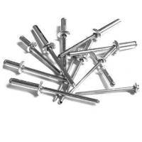 Buy cheap Aluminum Closed End Blind Rivets With Break Pull Mandrel And Countersunk Head from wholesalers