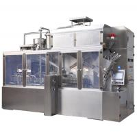 Buy cheap Fruit Juice Gable Top Carton Packing Machine from wholesalers