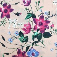 Buy cheap Fancy women dresses fabric polyester high quality soft moss crepe dobby georgette printed from wholesalers