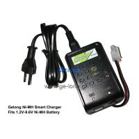 Buy cheap Smart Charger- fits 1.2V to 9.6V NiMh/NiCd airsoft gun battery pack from wholesalers