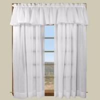 Buy cheap Sea Glass Semi Sheer Panel and Valance from wholesalers