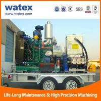 Buy cheap Hydro blasting machine for sale from wholesalers