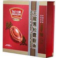 Buy cheap spiced food series Abalone Giftbox (Black-Truffle Sauce) from wholesalers