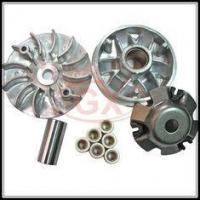 Buy cheap Motorcycle Scooter Drive Clutch Front Variator Clutch Driver Assembly for 150cc GY6 from wholesalers
