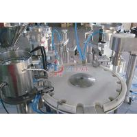 Buy cheap Chemical Packing Line Nail Polish Filling Machine from wholesalers