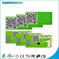 Buy cheap UHF Outdoor RFID Tag Anti Removal Label Parking System from wholesalers