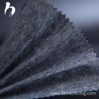 Buy cheap Polyester garment nonwoven fusible interlining lining fabric from wholesalers