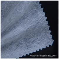 Buy cheap Double dot nonwoven fusible interlining/lining for clothing from wholesalers