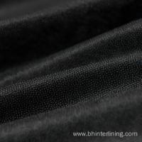 Buy cheap Polyester paste dot non woven fusible garment interlining from wholesalers