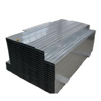 Buy cheap Galvanized Scaffolding Plank without Hooks from wholesalers