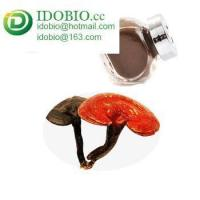 Buy cheap High quality 30% Polysaccharides red reishi mushroom extract from wholesalers