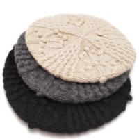 Buy cheap Cashmere Knit Beret Women from wholesalers
