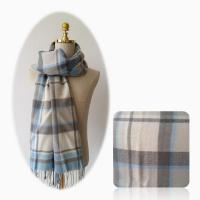 Buy cheap Ladies Plaid Woven Shawl from wholesalers