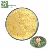 Buy cheap Natural Broken Cell Wall Pine Pollen Powder from wholesalers