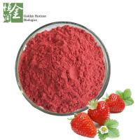 Pure Natural Food Additive Strawberry Juice Fruit Powder in Bulky
