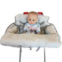 Buy cheap Universal fit for baby shopping cart cover Child High chair cover Hot sale products Hot sale in from wholesalers