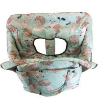 Buy cheap Portable Infant High Chair Cover And Shopping Cart Cover from wholesalers
