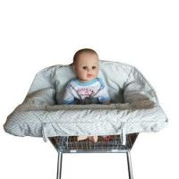Buy cheap Infant high chair cover and 2 in 1 shopping cart cover for kid from wholesalers