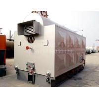 Buy cheap Energy saving fire tube chain grate coal fired water tube boiler and biomass steam boiler from wholesalers