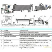 Buy cheap Pregel starch processing line,modified starch machinery,Oil Drilling Starch machine from wholesalers