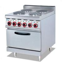Buy cheap Stainless Steel Electric Cooker With Burner And Oven from wholesalers