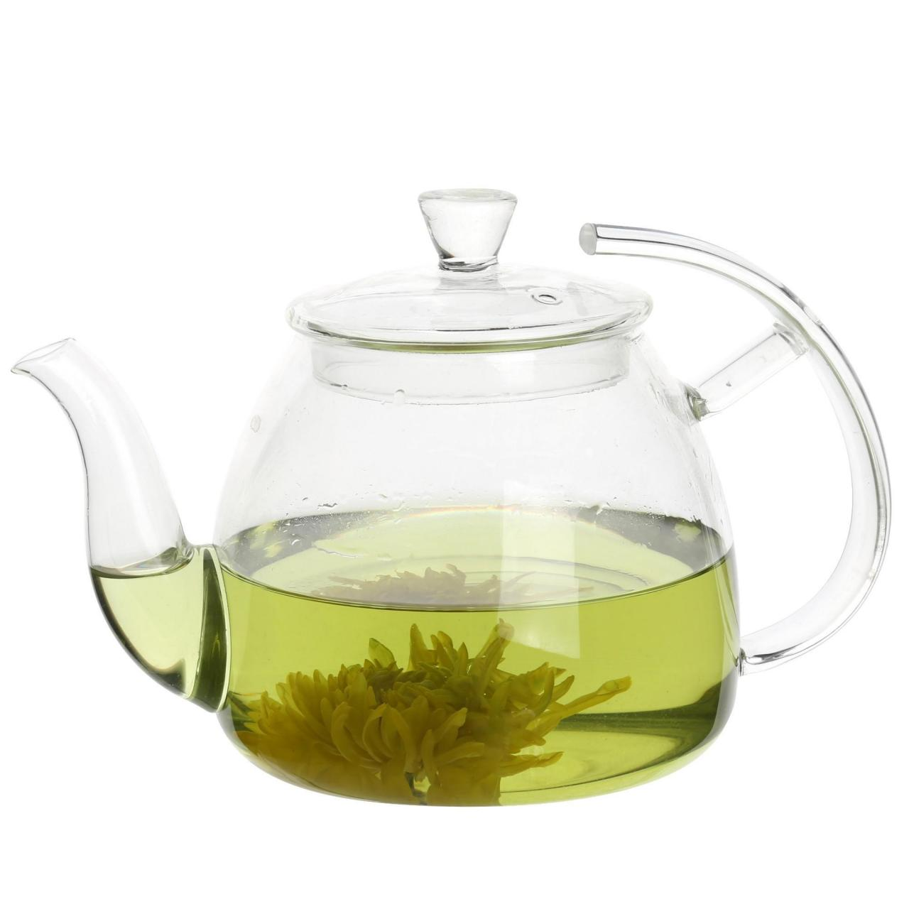 Buy cheap Heat resistant glass teapot sets from wholesalers