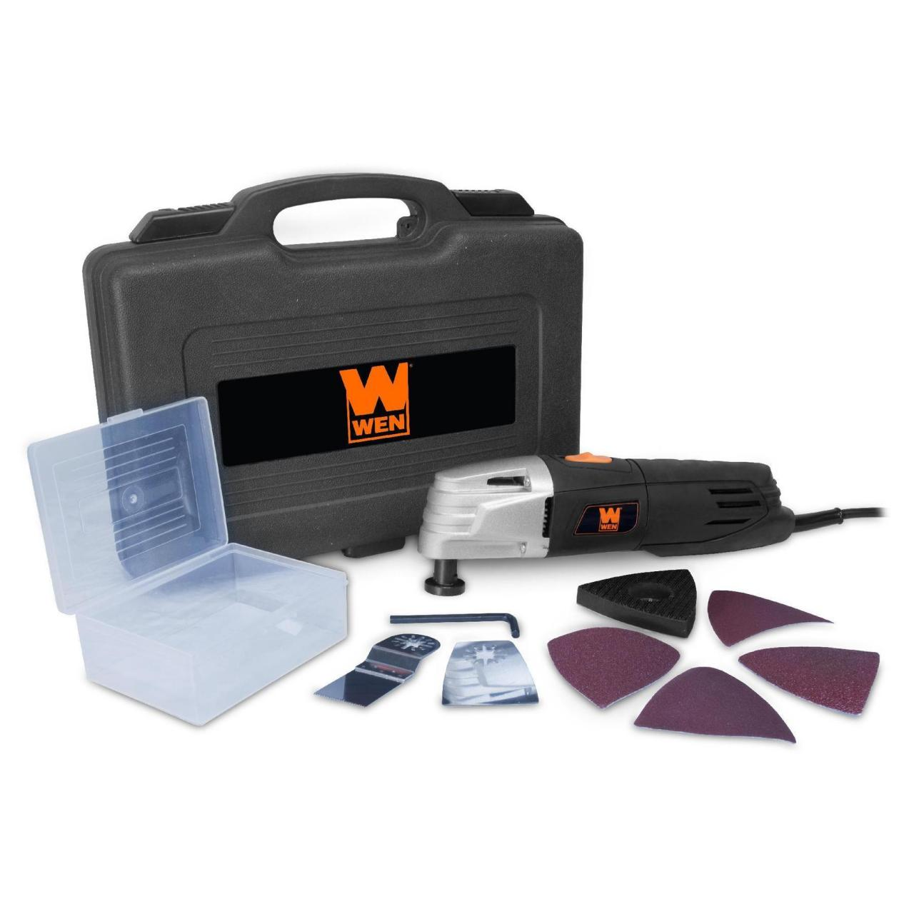 Buy cheap WEN 2312 Variable Speed Multi-Tool Kit from wholesalers