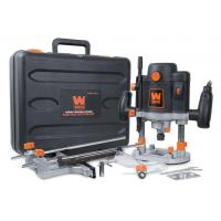 Buy cheap WEN RT6033 15-Amp Variable Speed Plunge Woodworking Router Kit with Carrying from wholesalers