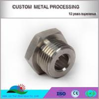 Buy cheap M3 and M4 Black galvanized double head slot round head screw from wholesalers