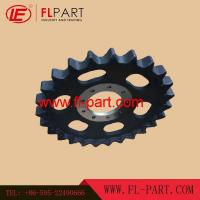 Buy cheap JD450 Dozer Crawler Sprocket Made in China from wholesalers