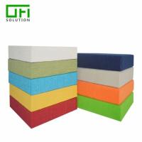 Buy cheap Fabric Wrapped PET Acoustic Panels from wholesalers