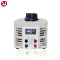 Buy cheap TDGC2 single phase variable transformer for machine equipments from wholesalers
