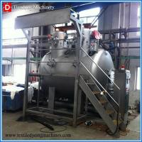 Buy cheap Low Liquor Ratio Hthp Dyeing Machine from wholesalers