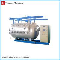 Buy cheap High Temperature Jigger Dyeing Machine from wholesalers