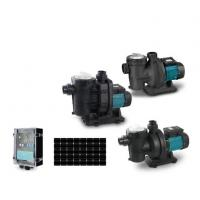 Buy cheap High Lift Fountain Solar Pumps Kits With Battery DC Solar Swimming Pool Circulation Pump from wholesalers