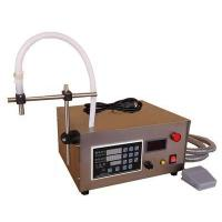 Buy cheap Semi-automatic peristaltic pump filling machine from wholesalers