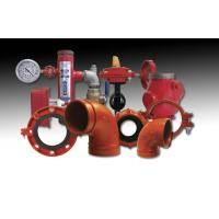 Buy cheap Ductile iron grooved fittings from wholesalers