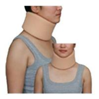 Buy cheap Washable Soft Foam Cervical Collar Neck and Head Supports with adjustable Closure from wholesalers