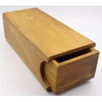 Buy cheap BS-12 Pine wood sunglasses cases from wholesalers