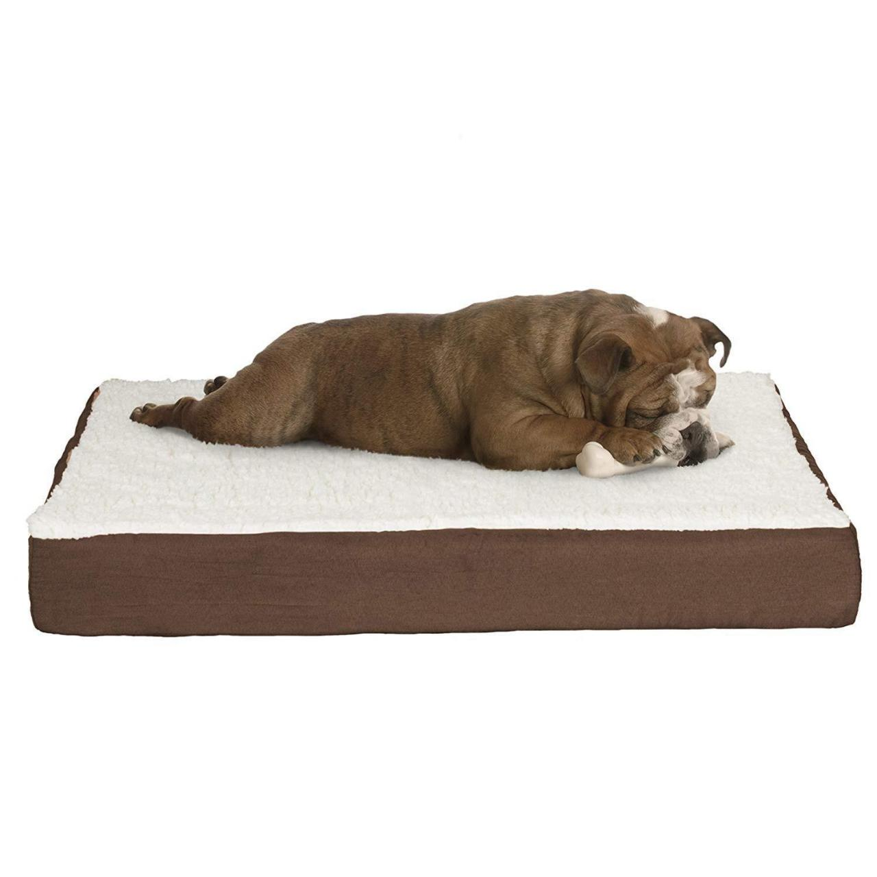 Buy cheap Pet Supplies Beds For Dogs Memory Foam Dog Bed from wholesalers