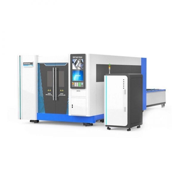 Buy cheap SF3015H  Fully Enclosed Fiber Laser Cutting Machine from wholesalers