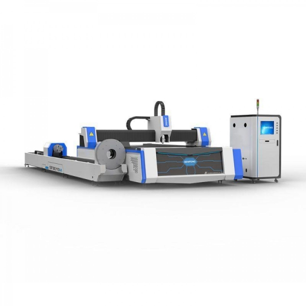 Buy cheap SF3015M  Sheet Metal and Tube Fiber Laser Cutting Machine from wholesalers